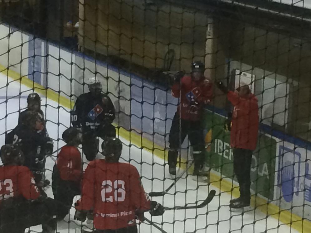 """Hockey Hielo: CH Jaca visita La Nevera en el """"duelo del morbo"""" contra el SAD Majadahonda"""