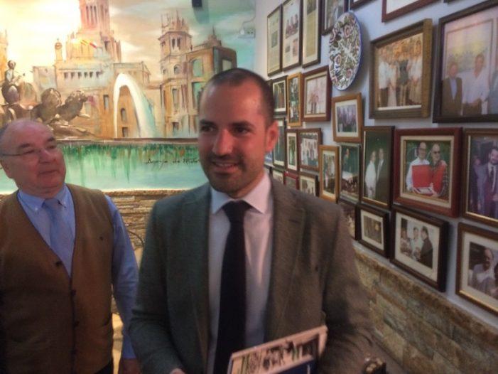 """Ustarroz promete """"renovación"""" en las listas del PP """"con gente de arraigo en Majadahonda"""""""
