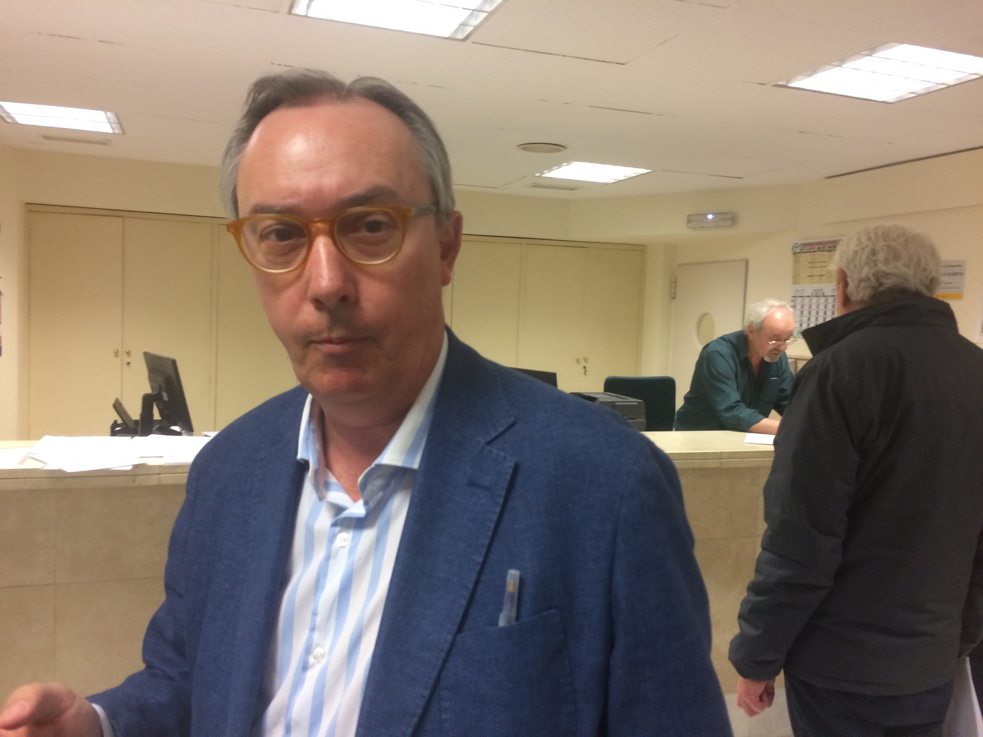 """Zacarías Maíllo pide la baja del PSOE Majadahonda tras 25 años: """"Ha sido muy meditado y doloroso"""""""