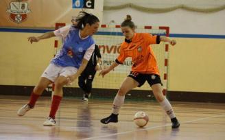 Elogios en la prensa a las victorias femeninas de Majadahonda en Hockey Hielo (Valdemoro) y Fútbol Sala (Coruña)