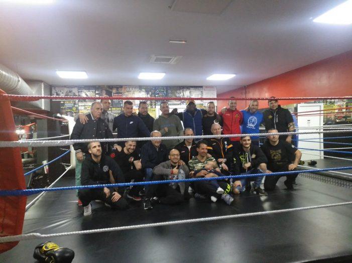 Protagonistas Deporte Majadahonda: baloncesto, waterpolo, boxeo, hockey hielo, tenis, rugby y fútbol americano