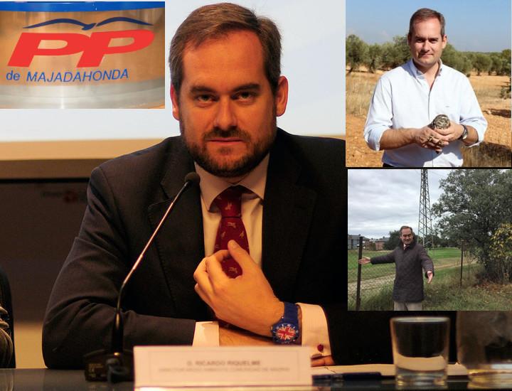 """Riquelme (PP Majadahonda) acusa al Fiscal de imputarlo por razones """"políticas"""""""