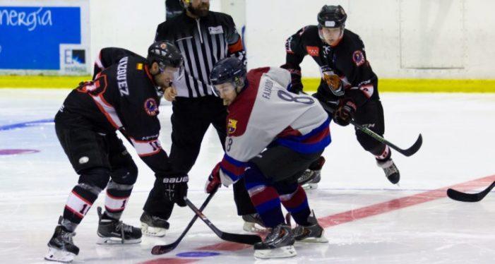 Hockey Hielo Majadahonda: la prensa deportiva estudia a los equipos masculino y femenino cara a su final de Liga y Copa del Rey