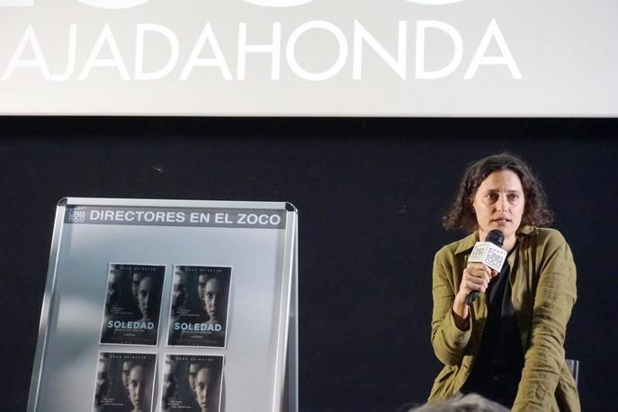 """La hija del presidente argentino Agustina Macri visitó """"clandestinamente"""" los Cines Zoco de Majadahonda"""