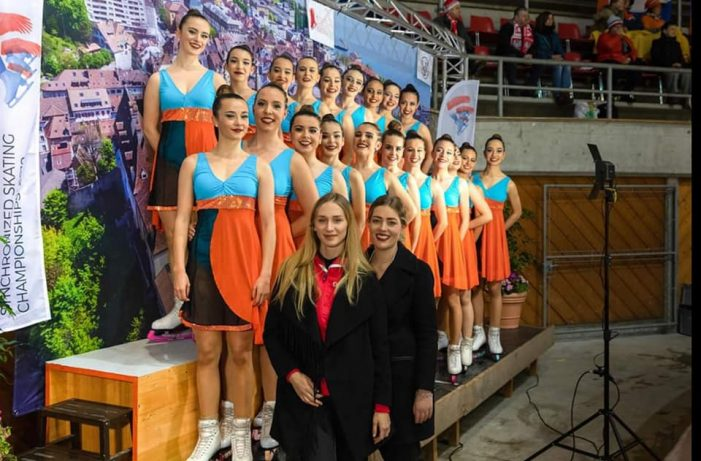 """Team Mirum Majadahonda (Patinaje) vuelve del Mundial en Suiza: """"hay veces en las que se gana y otras en las que se aprende"""""""