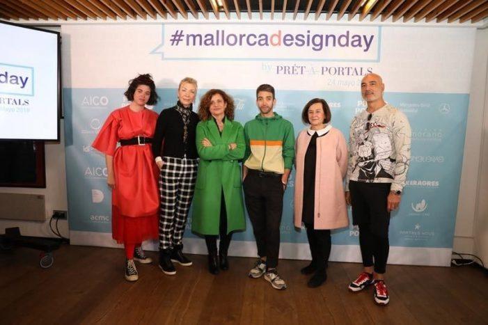 """El diseñador de Majadahonda David de Calle gana el """"Mallorca Design Day"""" con su colección """"Pielofobia"""""""