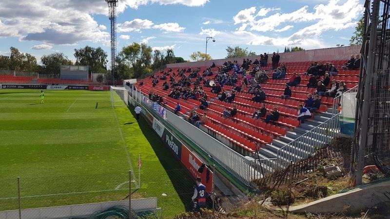 """Un informe de """"Palco 23"""" evidencia la mala gestión del Rayo Majadahonda en comunicación y venta de entradas"""
