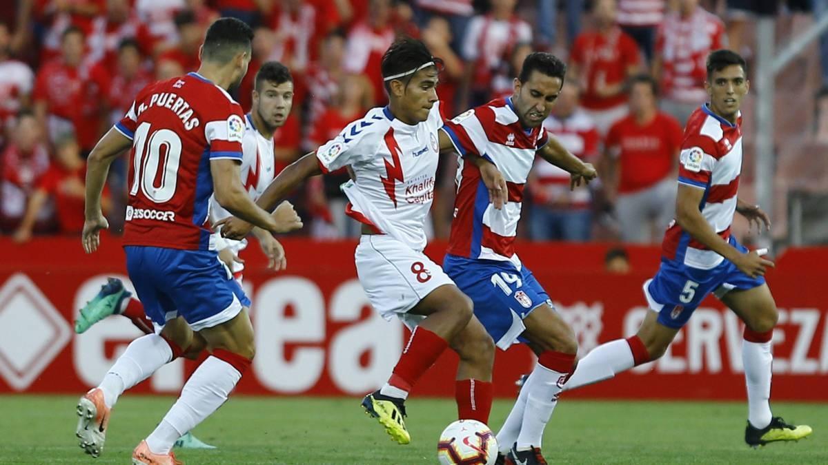 """Un Rayo Majadahonda """"imprevisible"""" se enfrenta al Granada en un """"duelo de bajas"""""""
