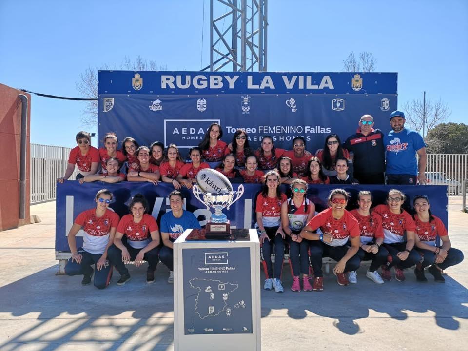 """Rugby: Majadahonda cae contra """"lobos"""" de Segovia, victoria de Wildcats contra """"cuervos"""" de Fuenlabrada y balance femenino"""