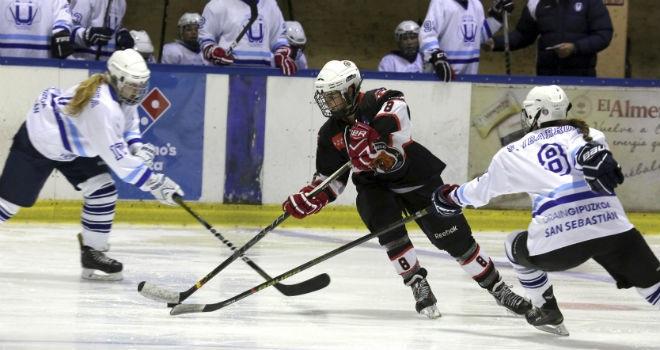 """Deporte Hielo Majadahonda: final femenina en Hockey, la """"semi"""" contra Valdemoro y """"Team Mirum"""" en Suiza"""