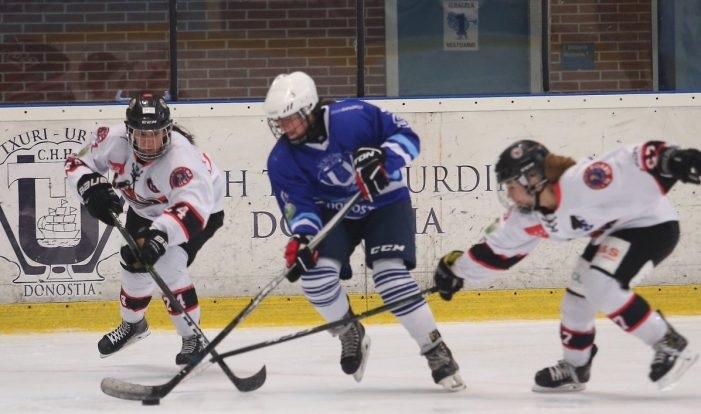 Protagonistas Hockey Hielo: Equipo Femenino, Copa de la Reina y Karlos Gordovil