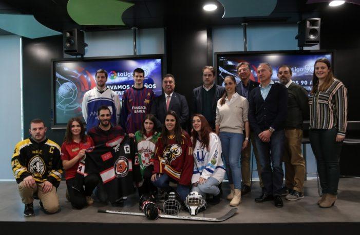 """Hockey Hielo: el presidente de la Federación advierte que Majadahonda y FC Barcelona """"tienen ganas de dar sorpresas"""" en Jaca 2019"""