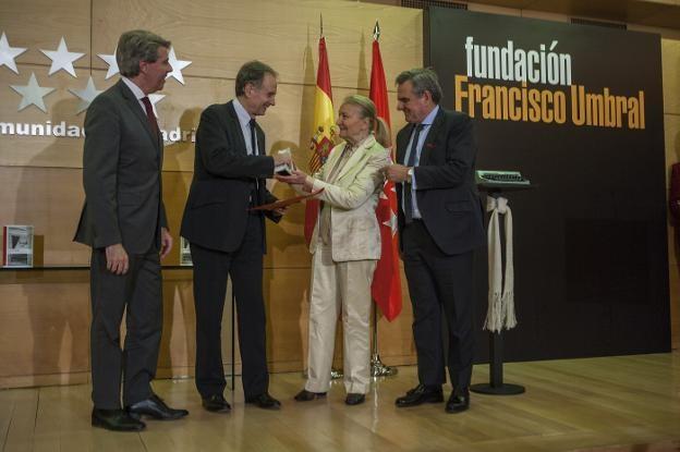 """""""El alcalde Umbral"""": Foxá monopoliza en Madrid el premio literario que paga Majadahonda"""