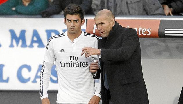 Fútbol Majadahonda: Enzo Zidane quiere volver al Real Madrid con su padre, premio a Anita Luján y los buenos números de Jorge de Frutos