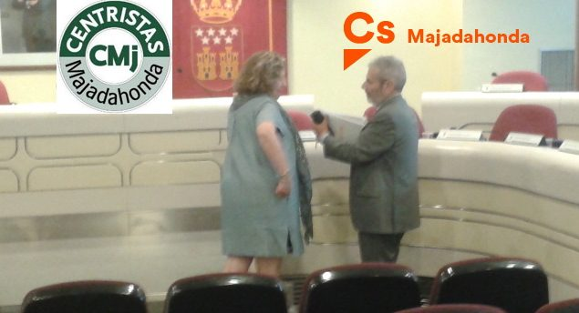 Ciudadanos (Cs) ofrece a Mercedes Pedreira (Centrista) el nº 2 de su lista electoral por Majadahonda