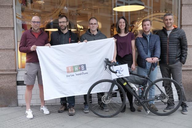 Ciclismo: Ruta Gijón-Majadahonda en homenaje a Paz Arraiza, escuela de patinete y bici eléctrica en Norauto