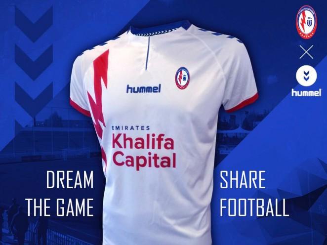 La marca deportiva Hummel crece en España con equipos modestos como el Rayo Majadahonda