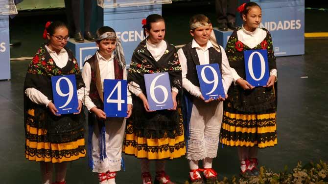 El sorteo de lotería contra el cáncer deja 1 millón de euros en Majadahonda