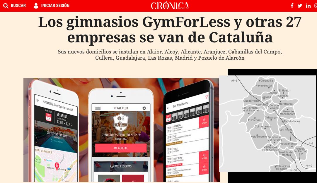 Majadahonda, Las Rozas y Pozuelo acogen a las empresas que se marchan de Cataluña