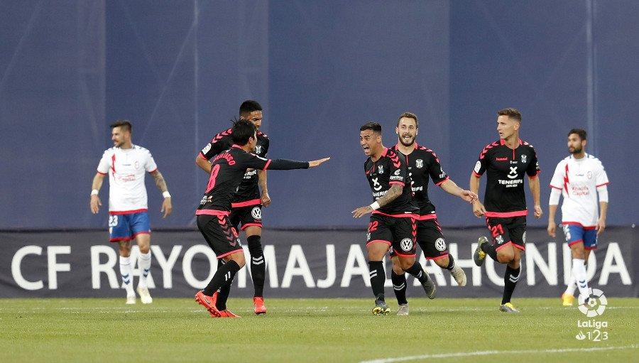 """El CD Tenerife teme que el Rayo Majadahonda busque con la Copa del Rey la """"revancha personal"""" de las derrotas en Liga de 2ª A"""