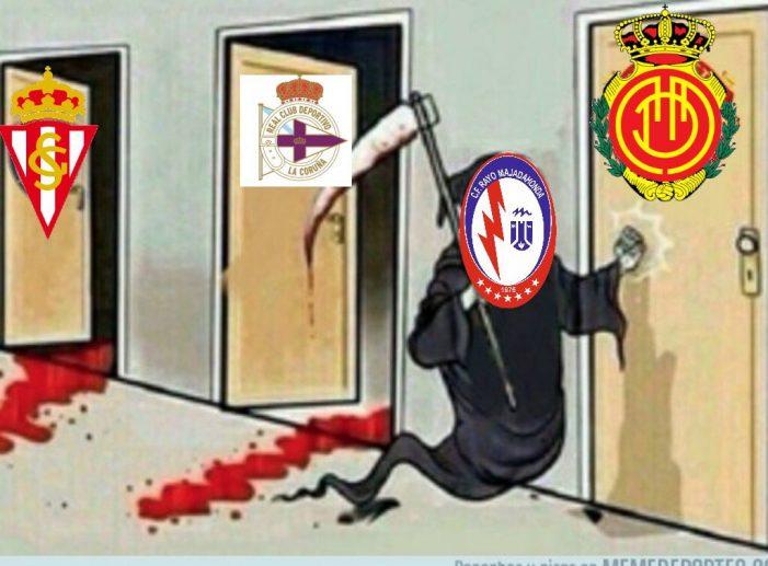 """Fútbol: """"memes"""" sobre el Mallorca, Iriondo y Enzo Zidane, Tenerife y Luis Milla, cantera Rayo Majadahonda"""