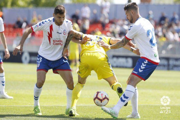 Rayo Majadahonda rescata 1 punto de oro que pone amarillo a un Cádiz de Primera