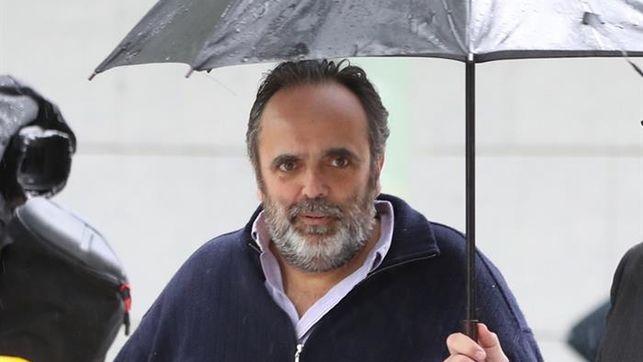 """El ex alcalde de Majadahonda """"Willy"""" Ortega confiesa """"ayuda"""" para la empresa Licuas"""