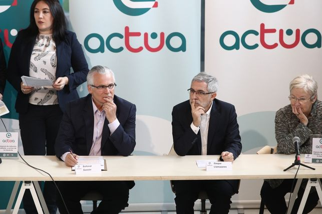 "Política: ""Actúa Majadahonda"", Pepe Peñas (Gürtel), Pilar Manjón (11-M), Contigo por Las Rozas y Josep Borrell (PSOE)"