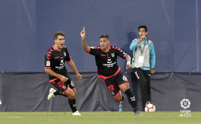 Milla doblega a Zidane y se lleva de Majadahonda a Tenerife los puntos de Riazor (1-3)