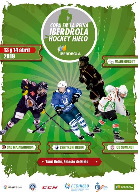 Hockey Hielo Femenino: altas y dudas en SAD Majadahonda para su viaje a San Sebastián (Copa de la Reina)