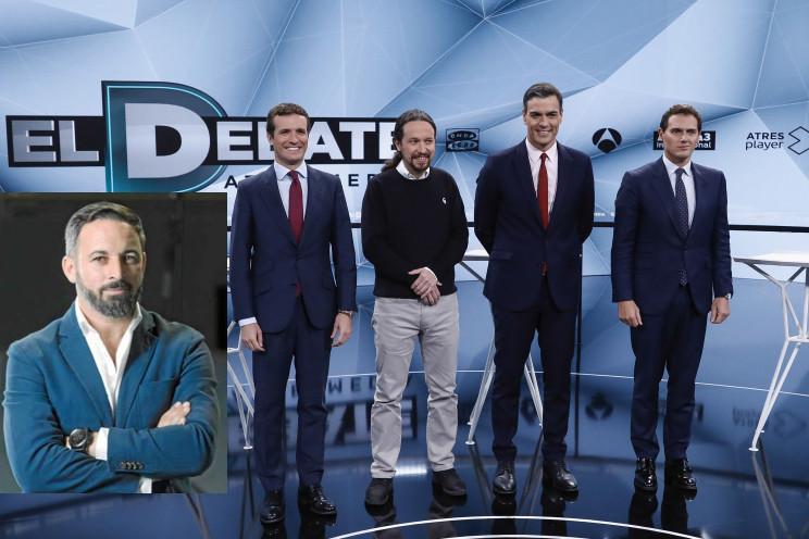 Vivienda: Sánchez (PSOE), Rivera (Cs), Iglesias (Podemos) eligen el Oeste de Madrid, Abascal (VOX) y Casado (PP) la capital