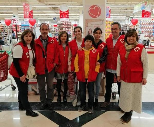 Cruz Roja: Majadahonda/Las Rozas, la 2ª zona más solidaria de Madrid, éxito del Plan de Empleo y donación de sangre