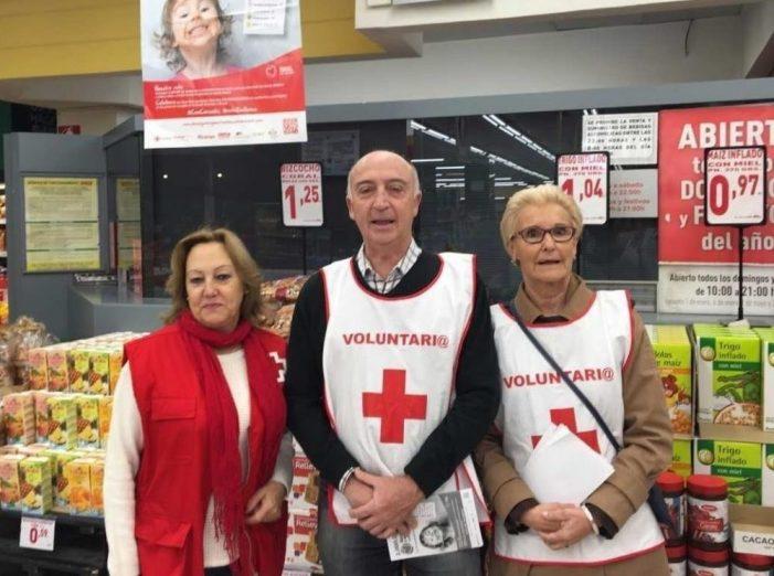 Cruz Roja Majadahonda-Las Rozas advierte que tiene que dar medio millón de desayunos infantiles en Madrid cada 3 meses