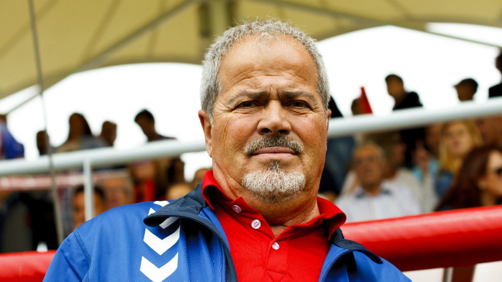 """Mis relaciones """"secretas"""" con el Rayo Majadahonda (y II): el entrenador Antonio Iriondo Ortega"""