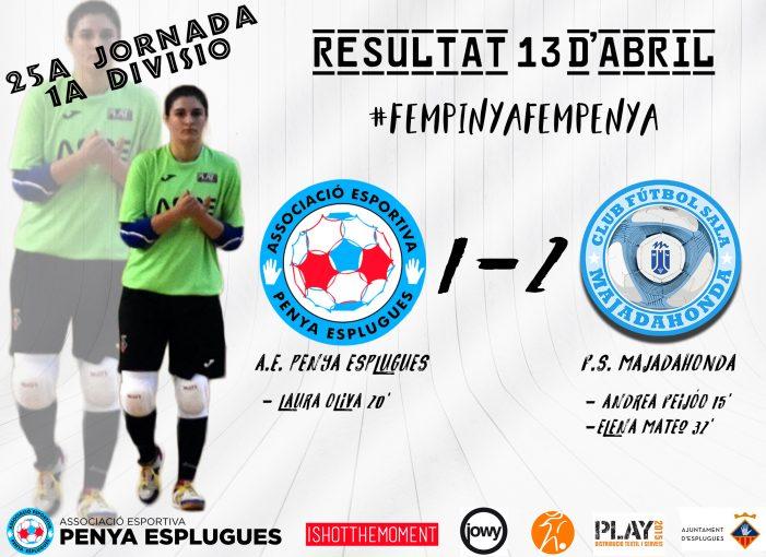 """Protagonistas Fútbol Majadahonda: """"campanazo"""" del FSF en Cataluña (1-2), Juveniles Rayo, Afar 4, Puerta de Madrid y K-2"""