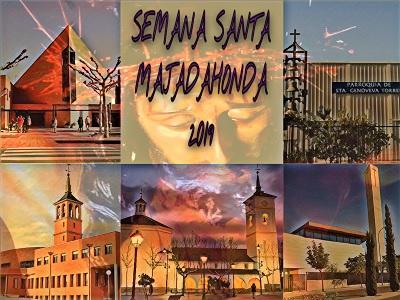 Semana Santa Majadahonda 2019: todos los horarios de procesiones y oficios en las 5 parroquias