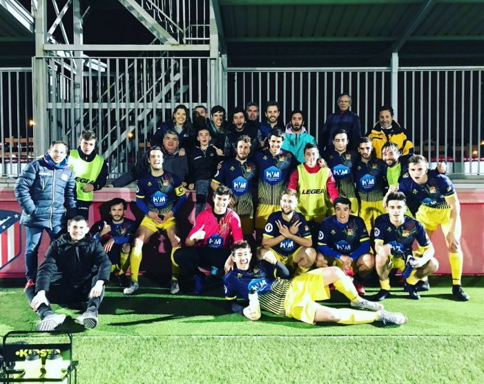 Protagonistas Fútbol Majadahonda: Puerta de Madrid, Afar 4, K-2 y sala femenino (A y B)