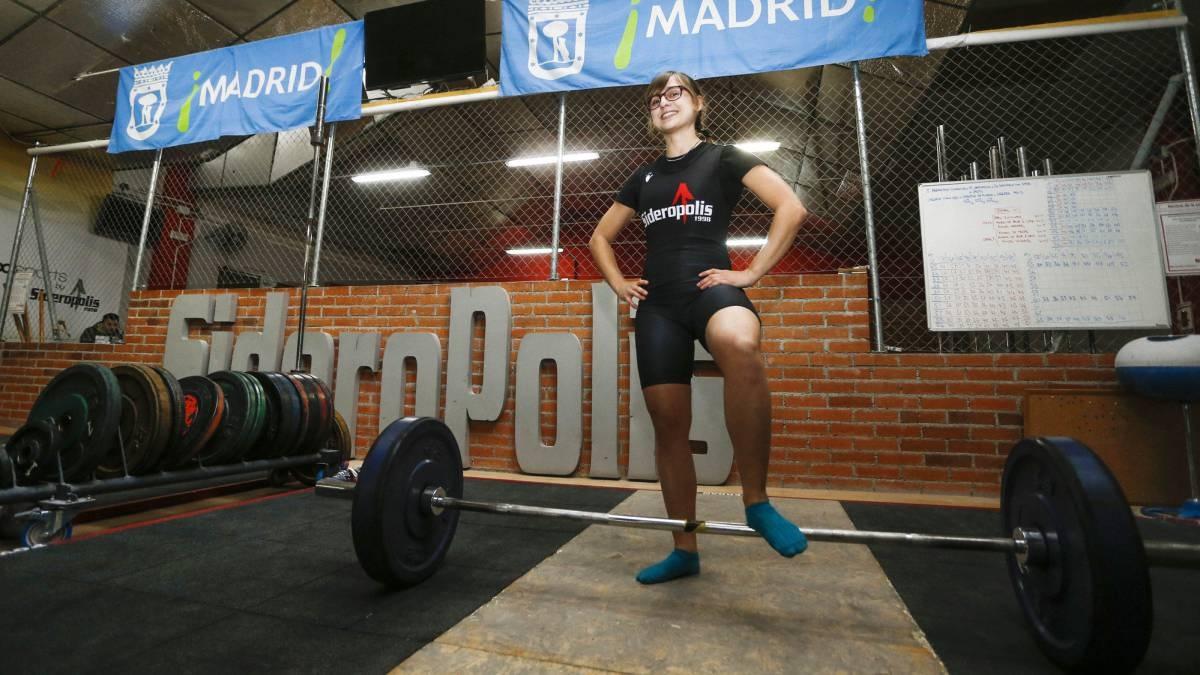 Deporte Majadahonda: María Rodríguez (Patinaje Artístico), Raquel Santiago (Rugby) y Susana Donadeu (Powerlifting)