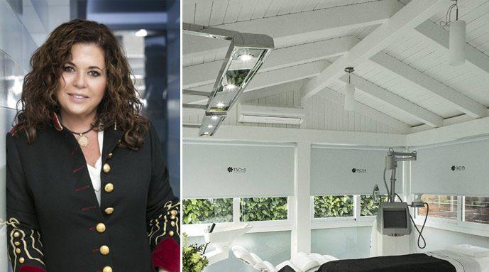 Protagonistas Majadahonda: Natalia de la Vega (Tacha Beauty) y Agustina Macri (Cines Zoco)