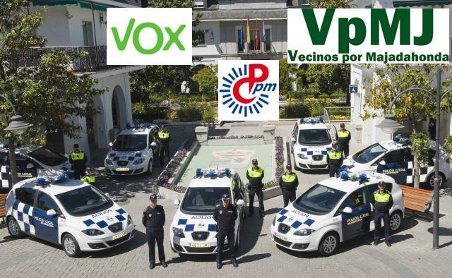 """Silencio político a la denuncia de corrupción de CPPM salvo Vox y """"Vecinos por Majadahonda"""""""