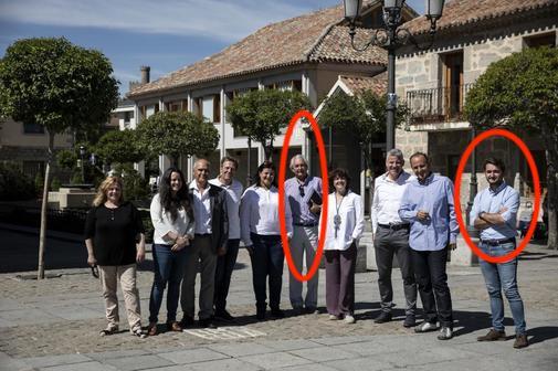 """""""El Mundo"""" radiografía a los nuevos """"Vecinos"""" que se presentan a las elecciones: Majadahonda, Pozuelo, Villalba"""