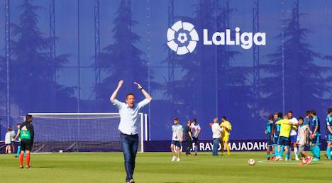 """La """"montaña rusa"""" de Iriondo descarrila en Majadahonda ante el Albacete (2-3)"""