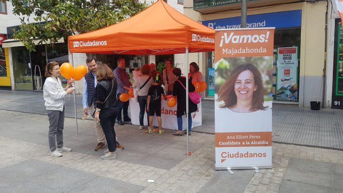 """Informe Cs: """"En Pozuelo y Majadahonda podría ganar el PP pero necesitaría a Ciudadanos para gobernar"""""""