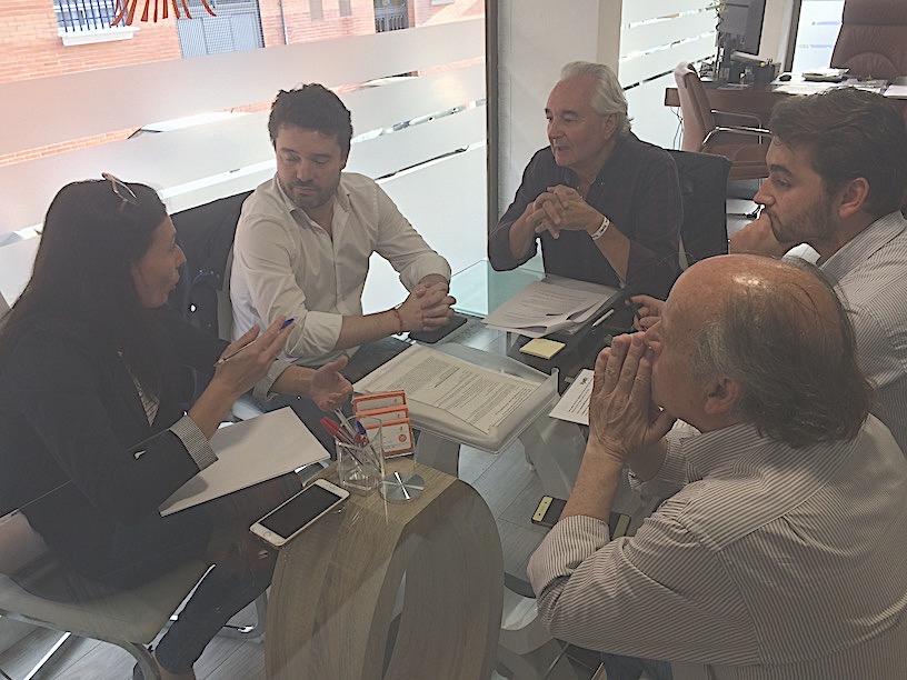 """""""Vecinos por Majadahonda"""" advierte que si son """"llave"""" en el Ayuntamiento """"nuestras 50 propuestas van a misa"""""""