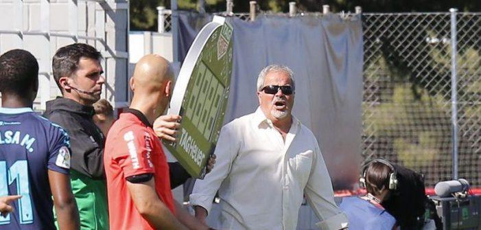 """Los 6 errores del entrenador Iriondo (LaLiga TV) que pueden condenar al Rayo Majadahonda y su réplica: """"árbitros, mala suerte, dinero"""""""