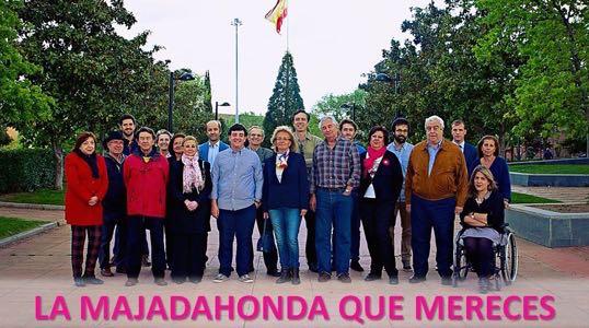 """6 ex candidatos de UPyD piden el voto para """"Vecinos por Majadahonda"""""""
