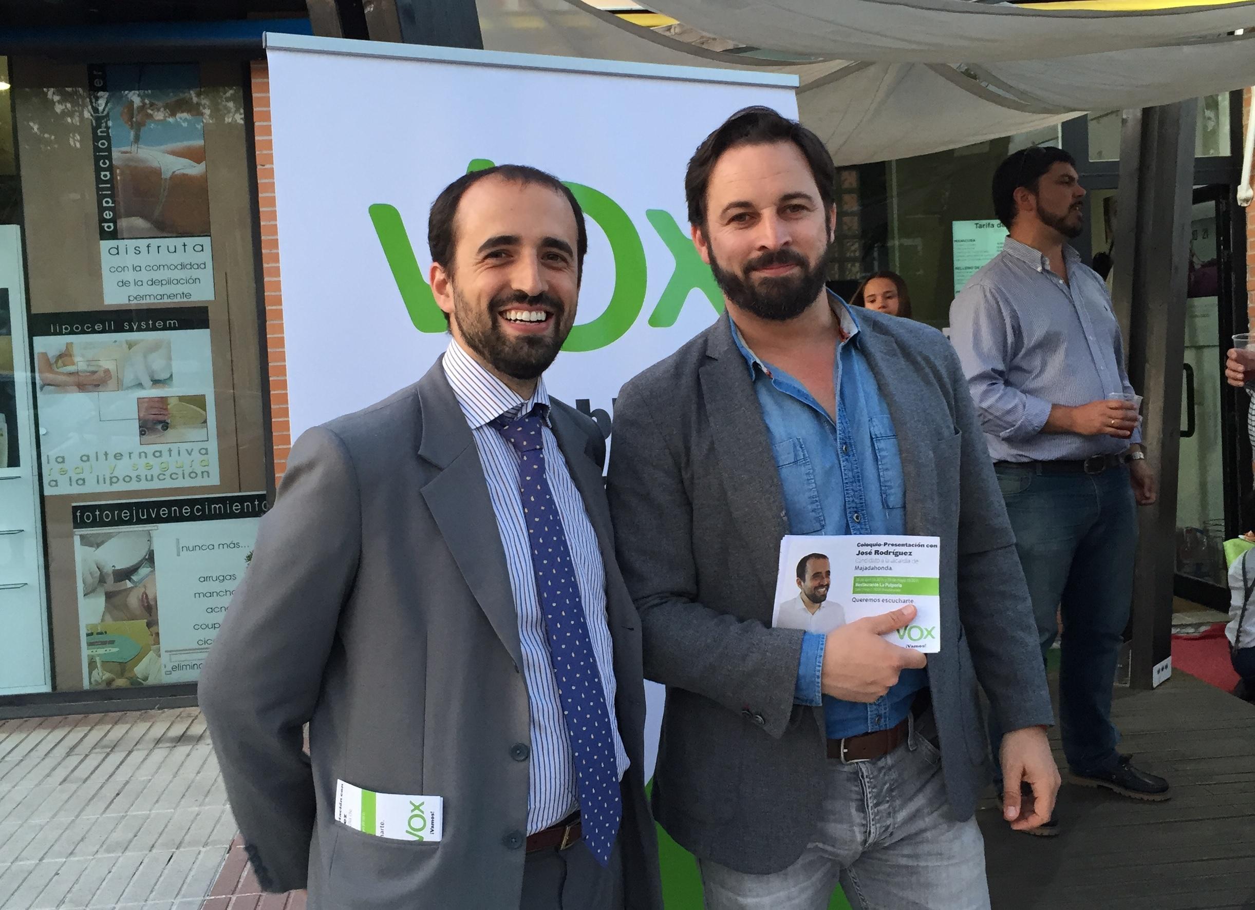 Vox irrumpe con fuerza en los consistorios de Madrid y es clave para gobernar en Majadahonda