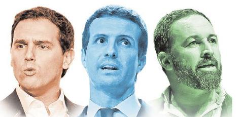 """""""Informe Calleja"""" en ABC sobre opciones de PP, Cs y Vox en Majadahonda y Zona Oeste de Madrid"""