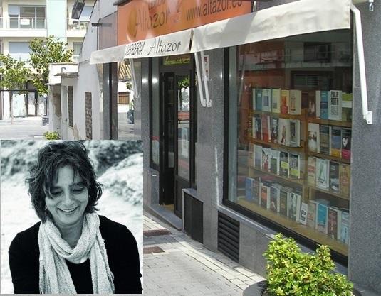 Cultura Majadahonda: Carmen Cerezales Laforet (Librería Altazor), Feli López (Ed. Ruser), poesía (Tetería Cleopatra)