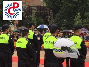 CPPM Majadahonda se reafirma en su victoria y avance en la Policía: homenaje al agente fallecido Moisés